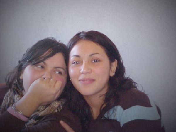me voy a mardel con mi novio!!!: Con La Gordis